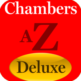 The Chambers Deluxe Dictionary & Thesaurus