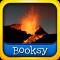 Volcanoes! Booksy Level 1 Reader