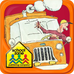 Beep, Beep! - A Start to Read! Book from School Zone
