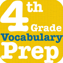 4th Grade Vocabulary Prep