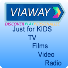 Viaway Kids: Kids to Discover TV - Films - Video - Radio from around the world