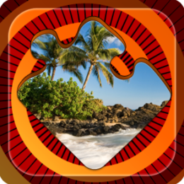 Magic Puzzles: Beaches