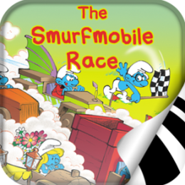 The Smurfs - The Smurfmobile Race