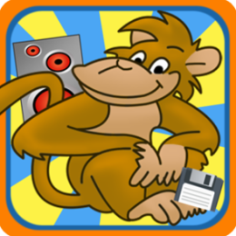 Electronic Monkey Hidden Land - Hidden Objects