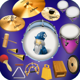 Percussion Drum Wizard