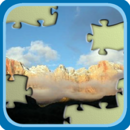 Zion National Park Jigsaw