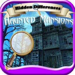 Hidden Differences Haunted Mansions