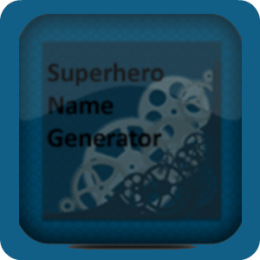 Superhero Name Generator