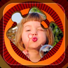 Magic Puzzles: Sweet Kids