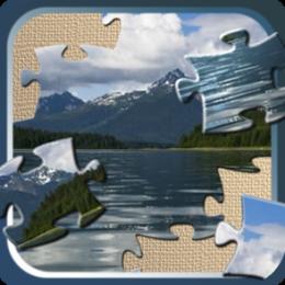 Glacier Bay Jigsaw