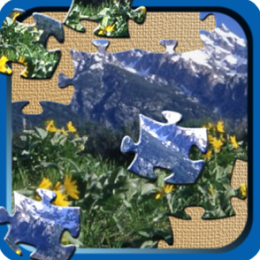 Grand Tetons Jigsaw