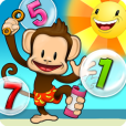 Product Image. Title: Monkey Math School Sunshine