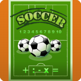 Soccer Math Game