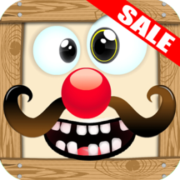 Cartoon Me Funny Pictures Photo Editor Dress Up Game