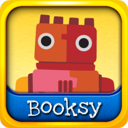 Counting robots: Booksy Level 0 Reader