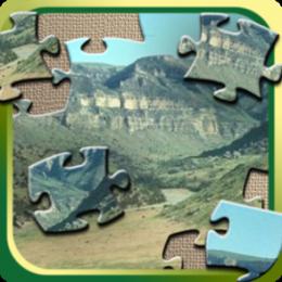 Bighorn Cannyon Jigsaw
