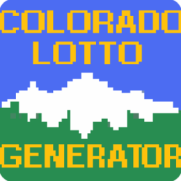 Colorado Lottery Generator