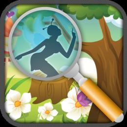Hidden Fairy Hidden Objects Game for Kids