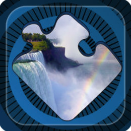 Magic Puzzles: Rainbow