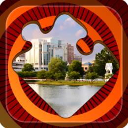 Magic Puzzles: Heart of South - Alabama