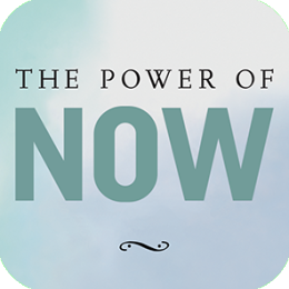 Eckhart Tolle Practicing the Power of Now