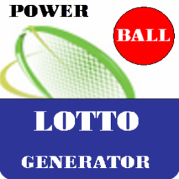 Power Ball Lotto Generator