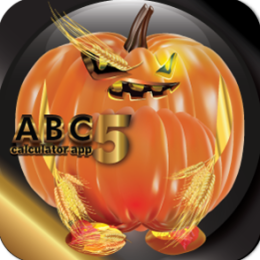 PumpkinCalc HD+ My First Cute Talking Pumpkin Calculator - Halloween Gift Idea (NOOK HD+ Compatible)