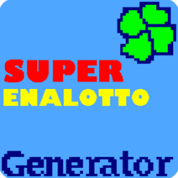 Super Enalotto Generator