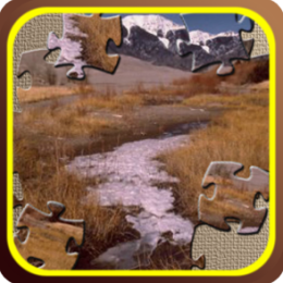 Great Sand Dunes Jigsaw