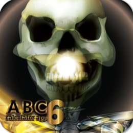 SkeletonCalc HD+ Cute Talking Skeleton Calculator - Halloween Gift Idea (NOOK HD+ Compatible)