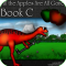 All the Apples Are All Gone - Book C (Kids Dinosaur Reading Series)