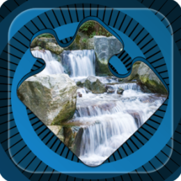 Magic Puzzles: World Greatest Waterfalls