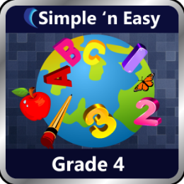 Complete Grade 4 (English , Math , Science) by WAGmob