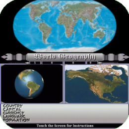 World Geography - HD