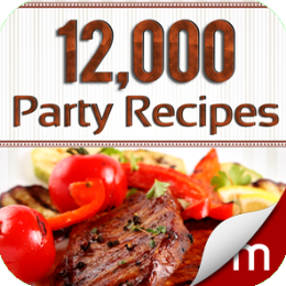 12,000 Party Recipes