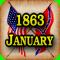 American Civil War Gazette - Extra - 1863 01 - January