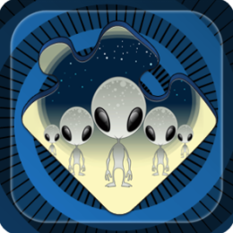 Magic Puzzles: Space Visitors
