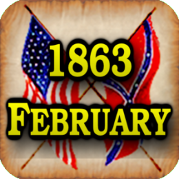 American Civil War Gazette - Extra - 1863 02 - February