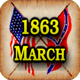 American Civil War Gazette - Extra - 1863 03 - March