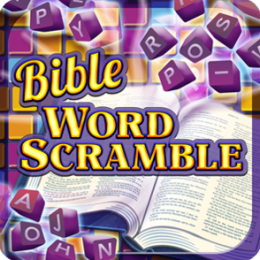 Bible Word Scramble