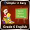 Grade 6 English by WAGmob