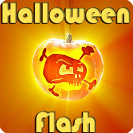 Halloween Flash Live Wallpaper