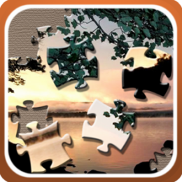 Adirondack State Park Jigsaw and Slider