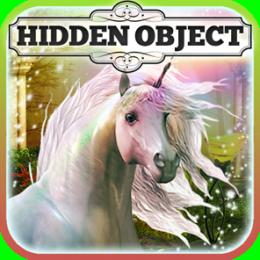 Hidden Object - Enchanted Garden of the Unicorns