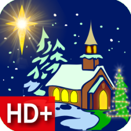 Christmas Classic Live HD+ Wallpaper Volume I