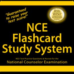 NCE Flashcard Study System