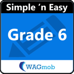 Complete Grade 6 by WAGmob