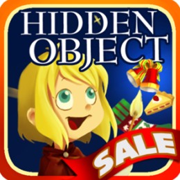 Hidden Object - Christmas Little Match Girl