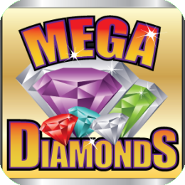 Mega Diamonds Slot Machine