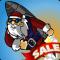 Rocket Santa HD+